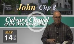 Calvary Chapel: John, Chp 8