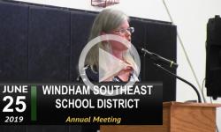 WSESD Annual Mtg 6/25/19
