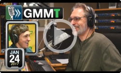 Green Mtn Mornings Tonight: Tuesday News Show 1/24/17