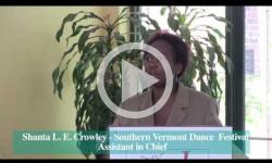 Southern VT Dance Fest: Press Conference 5/31/13
