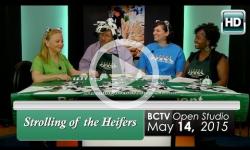 BCTV Open Studio: 2015 Strolling of the Heifers