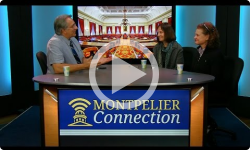Montpelier Connection: 11/28/16 in Studio - VT House Preview Pt 1
