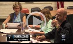Brattleboro Planning Commissin Mtg 8/1/16