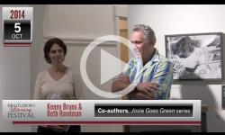 Brattleboro Literary Festival 2014: Kenny Bruno, Beth Handman