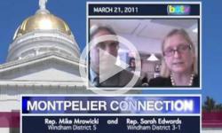 Montpelier: 3/21/11 Webcast- Sarah Edwards
