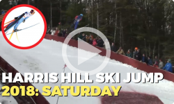 Harris Hill Ski Jump 2018: Saturday