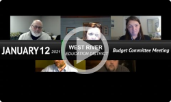 West River Education District: WRED Bd 1/12/21