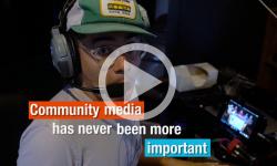 Community Media Day 2018