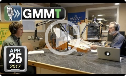 Green Mtn Mornings Tonight: Tuesday News Show 4/25/17