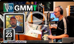 Green Mtn Mornings Tonight: Friday News Show 9/23/16