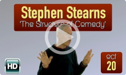 Structure of Comedy: Stephen Stearns - 10/20/14