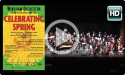 Windham Orchestra: Celebrating Spring '15: Bratt Senior Meals Benefit - 3/26/15