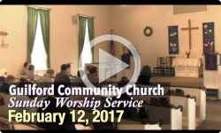 Guilford Church Service - 2/12/17