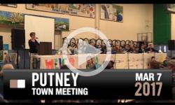2017 Putney Town Mtg 3/7/17