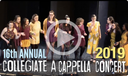 16th Annual A Cappella Concert at Latchis Theater 2/2/19