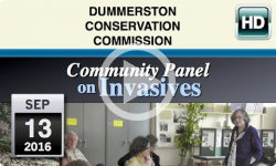 DCC: Community Panel on Removing Invasives 9/13/16