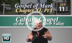 Calvary Chapel: Jan 11, 2015