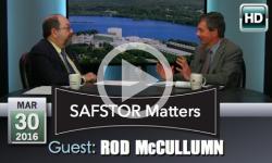 SAFSTOR Matters: 3/30/16 - Rod McCullum