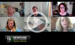 Newfane Selectboard: Newfane SB - 5/18/20