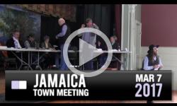 2017 Jamaica Town Mtg 3/7/17
