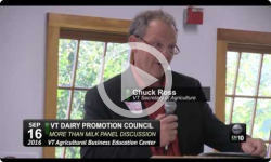 'More Than Milk' - Dairy Panel Discussion  9/16/16