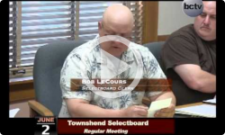 Townshend Selectboard Meeting 6/2/14