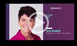 PR Benefits: Episode 6 - Jen Bisbee