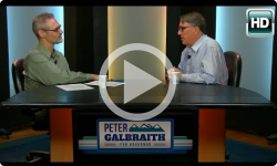 Interview with Candidate for VT Governor Peter Galbraith 7/20/16