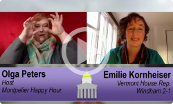 Montpelier Happy Hour: What can Vermont control around evictions, mortgages and COVID-19?