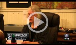 Newfane Selectboard Mtg. 7/21/15