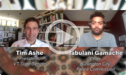 COVID-19: A discussion with Jabulani Gamache on how we can reform our law enforcement system