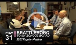 Brattleboro Town School Bd Mtg 5/31/17