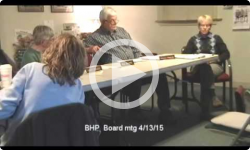 Brattleboro Housing Partnership Mtg. 4/13/15