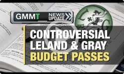 GMMT: Controversial L&G Budget Passes 2/14/17 (News Clip)