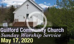 Guilford Church Service - 5/17/20