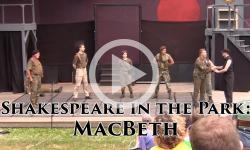 MacBeth at Living Memorial Park 6/30/19