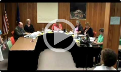 Vernon Selectboard Mtg from 9/8/14