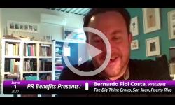 PR Benefits: Episode 3 - Bernardo Fiol Costa