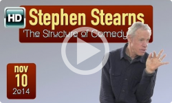 Structure of Comedy: Stephen Stearns - 11/10/14
