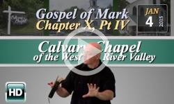Calvary Chapel: Jan 4, 2014