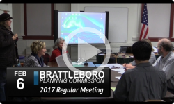 Brattleboro PC Mtg 2/6/17