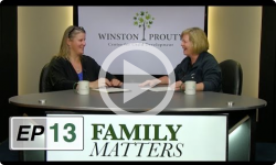 Winston Prouty's Family Matters: Ep 13 - Nancy McMahon