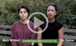 Climate Emergency with Rio Daims and Maia McNeill