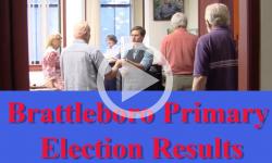 Brattleboro Primary Election Results 8/14/18