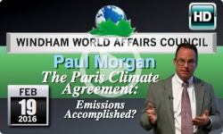 WWAC: Paul Morgan - Paris Climate Agreement 2/19/16