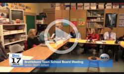 Brattleboro Town School Bd Mtg 12/17/14