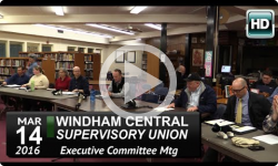 WCSU: Executive Committee Mtg 3/14/16
