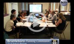 Brattleboro Planning Commission 9/3/14