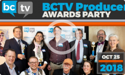 BCTV Producer Awards Night 2018