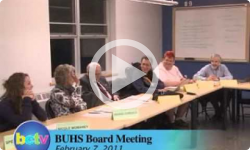 Brattleboro Union High School Bd. Mtg. 3/7/11